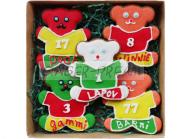 Кондитерские подарки детям Пряники «Ginger Bears»